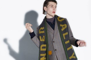 Acne Studios 2015 Fall/Winter Lookbook