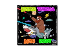Action Bronson – Actin' Crazy (Produced by 40)
