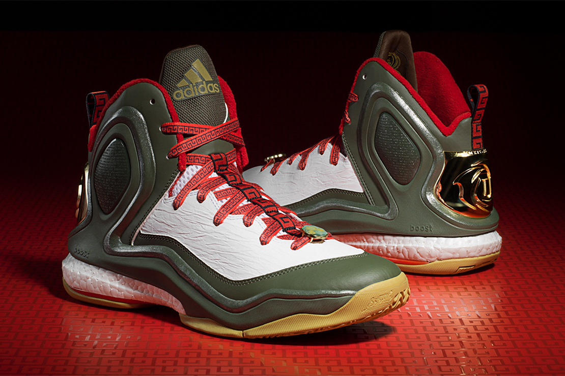 """adidas Basketball 2015 """"Year of the Goat"""" Collection"""