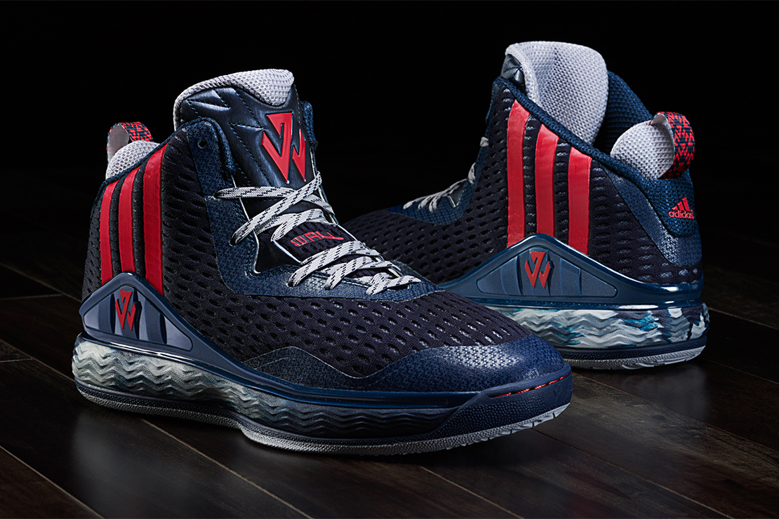 "adidas J Wall 1 ""DC Blue"""