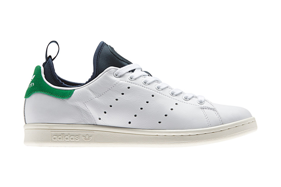 adidas Originals 2015 Spring/Summer Blue Footwear Collection