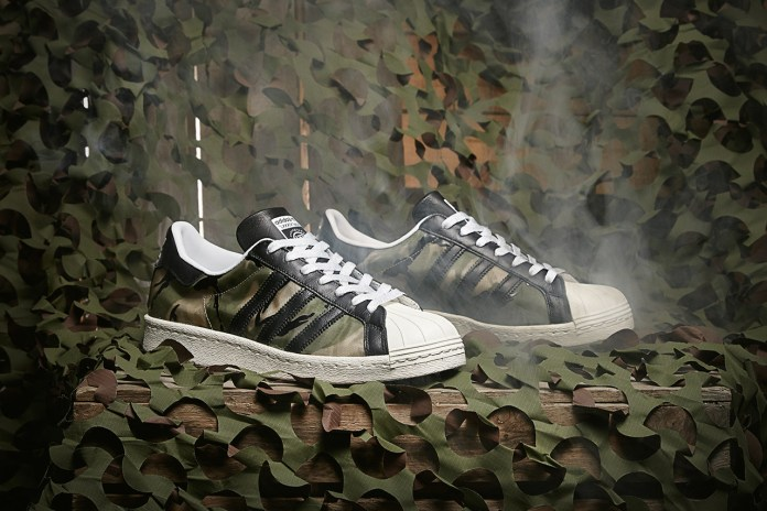 "adidas Originals by 84-Lab x CLOT 2015 Superstar 80s ""KZKLOT"""