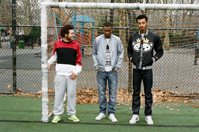 adidas Originals by NIGO 2015 Spring Lookbook featuring Ratking