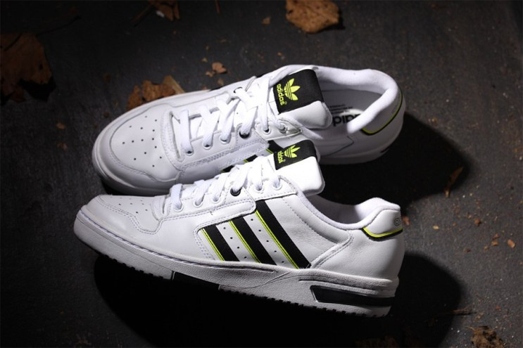 "adidas Originals Edberg '86 ""Solar Yellow"""
