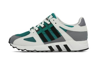 adidas Originals EQT Guidance '93 Tech Beige/Core Black/Sub Green