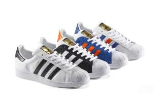 "adidas Originals Superstar ""East River Rivalry"" Pack"
