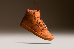"adidas Originals Top Ten Hi ""Fox Red"""