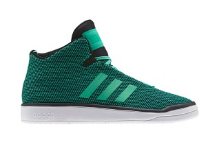 adidas Originals WMNS Veritas Mid Two-Tone Woven Mesh Pack