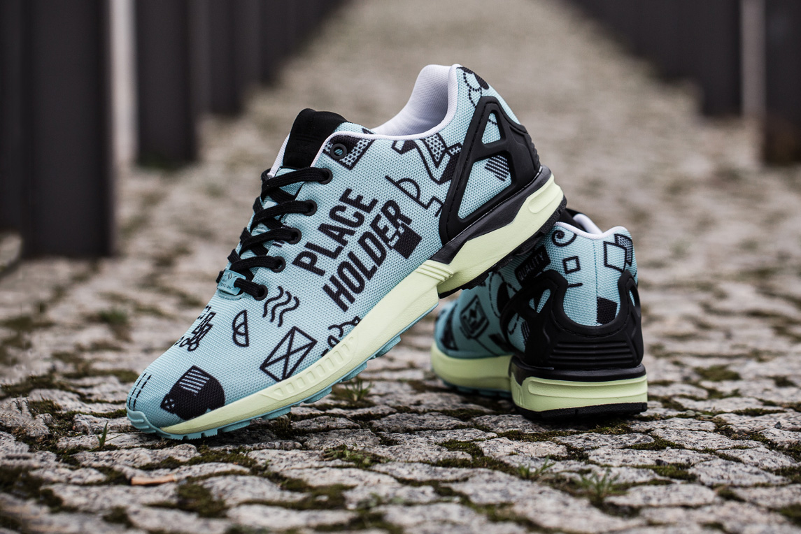"adidas Originals ZX Flux ""Place Holder"""
