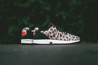 "adidas ZX Flux Decon ""Leopard"""