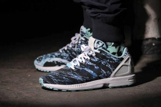 "adidas Originals ZX Flux ""Waves"""