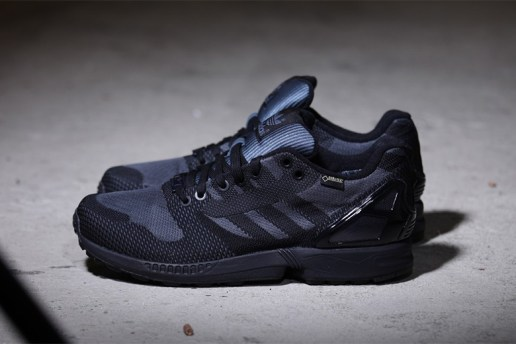 "adidas ZX Flux Weave OG GORE-TEX ""All Black"""