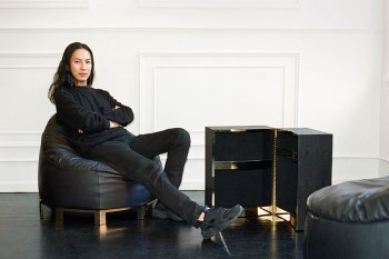 Alexander Wang Tries His Hand at Furniture Design