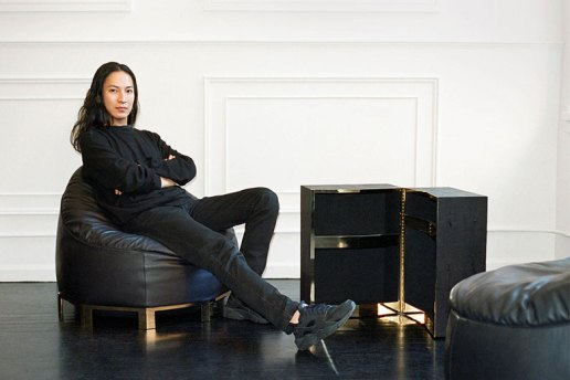 Alexander Wang Tries His Hand at Furniture Design