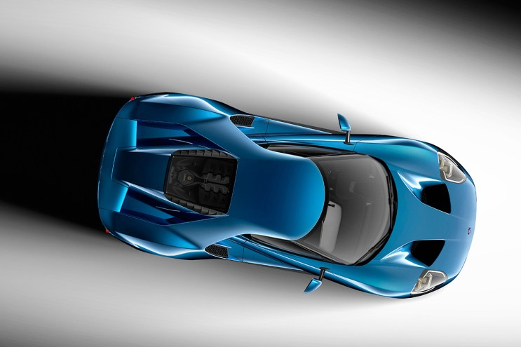 An Inside Look at the Design and Creation Process of the Ford GT