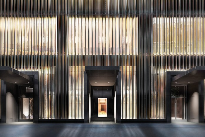 France's Baccarat Opens its First Hotel in New York City