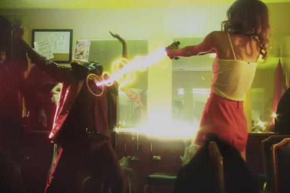 "BADBADNOTGOOD & Ghostface Killah featuring DOOM ""Ray Gun"" Music Video"