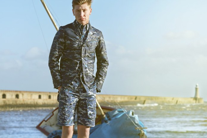 Barbour x White Mountaineering 2015 Spring/Summer Editorial by END.