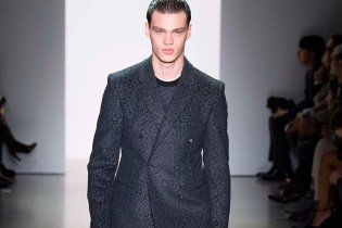 Calvin Klein 2015 Fall/Winter Collection
