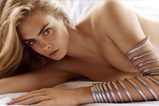 Cara Delevingne Featured in John Hardy's 2015 Spring Campaign