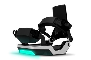 Cerevo Unveils XON Snow-1 Connected Snowboard Bindings
