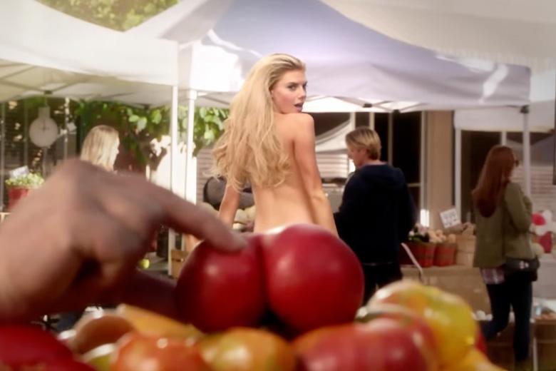 Charlotte McKinney's All-Natural Super Bowl Ad for Carl's Jr.