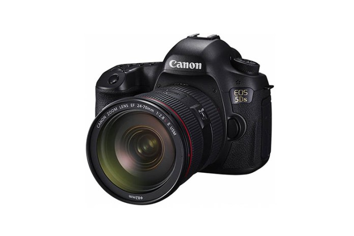 Canon to Introduce a 50 Megapixel EOS 5DS Camera in 2015