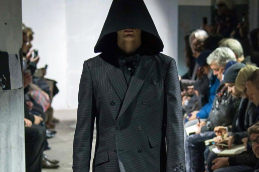 COMME des GARÇONS 2015 Fall/Winter Collection