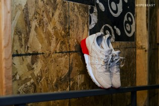 """Concepts Sets Up a Buildout for its ASICS """"8-Ball"""" Collaboration Release in New York"""