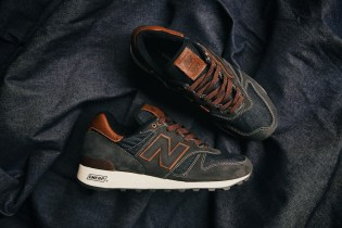 "Cone Mills x New Balance ML1300DC ""Cone Denim"""