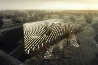 Contest Winner COBE to Design adidas Group Headquarters in Germany