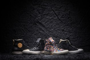 """Converse 2015 Chinese New Year """"Year of the Goat"""" Collection"""
