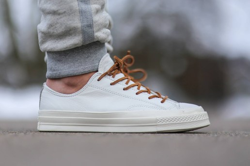 Converse All Star Chuck '70 Ox Egret/Tan