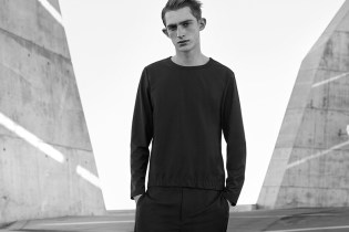 COS Previews its Upcoming Magazine with a First Look at its 2015 Spring/Summer Collection