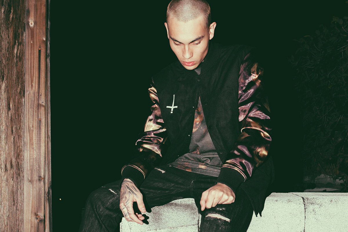 DFT x Black Scale 2015 Collection