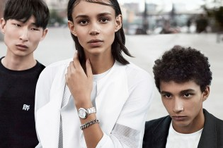 DKNY 2015 Spring Campaign