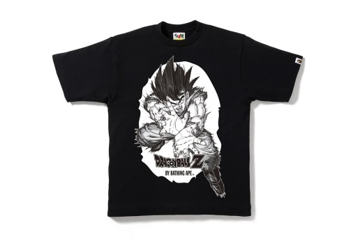 Dragon Ball Z x A Bathing Ape 2015 Collection