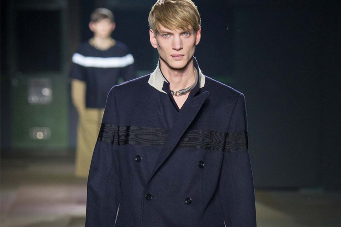 Dries Van Noten 2015 Fall/Winter Collection