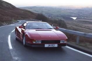 /DRIVE: John Pogson Tells the Story of the Legendary Ferrari Testarossa