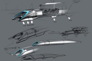 Elon Musk to Build a Hyperloop Test Track