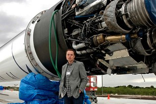 Google Invests $1 Billion USD in Elon Musk's SpaceX