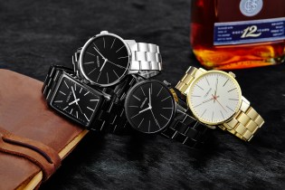 Enter to Win the New Cadence Winston Men's Watch