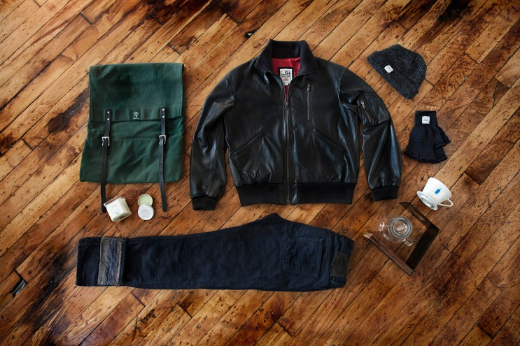 Essentials: Bram Robinson of Upstate Stock