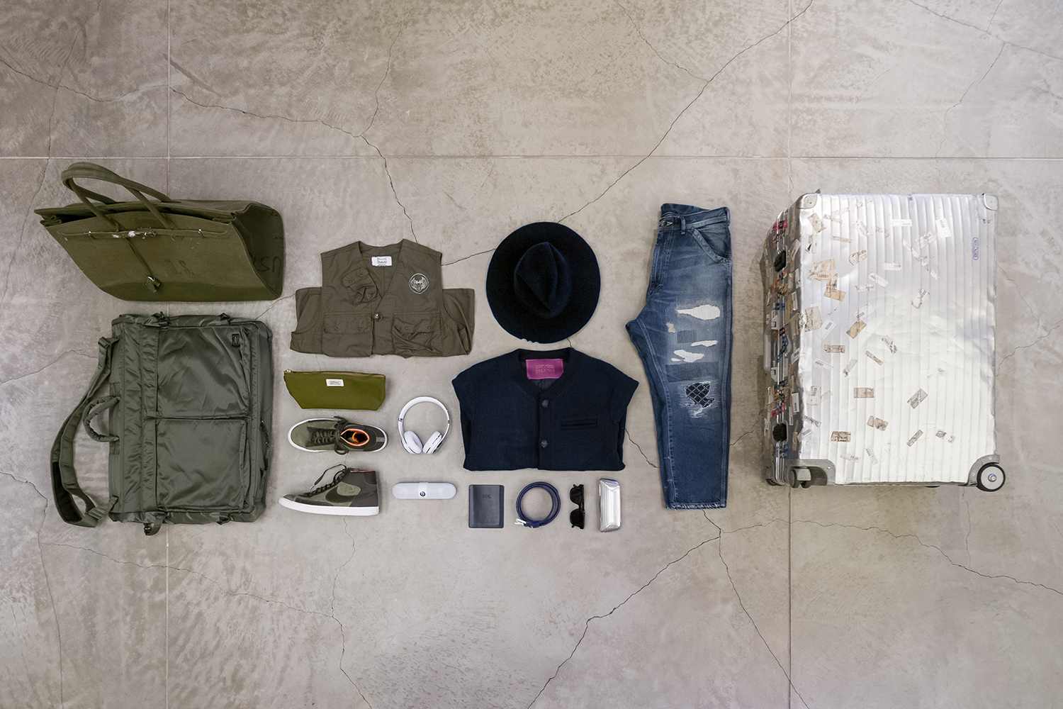 "Essentials: Motofumi ""Poggy"" Kogi"