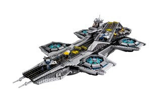 A First Look at LEGO's Avengers' S.H.I.E.L.D. Helicarrier Set