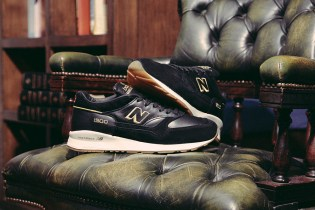"Footpatrol x New Balance M1500FPK ""Encyclopaedia"""