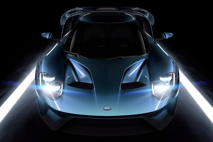2017 Ford GT to Star in Forza Motorsport 6