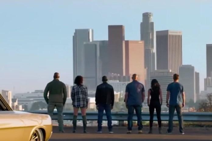 Furious 7 IMAX Trailer