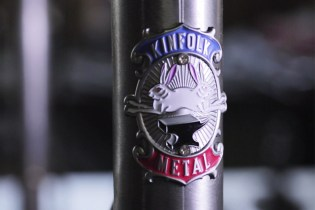 Get a Closer Look at the Manufacturing Process Behind Kinfolk Bicycle Frames