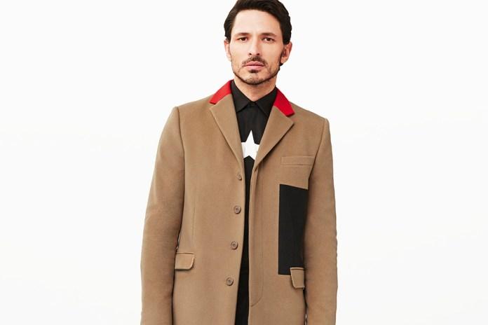 Givenchy 2015 Pre-Fall Lookbook